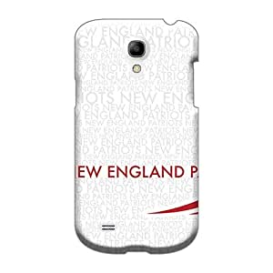 CharlesPoirier Samsung Galaxy S4 Mini Bumper Cell-phone Hard Covers Custom Realistic New England Patriots Series [bQe28744Nffi]