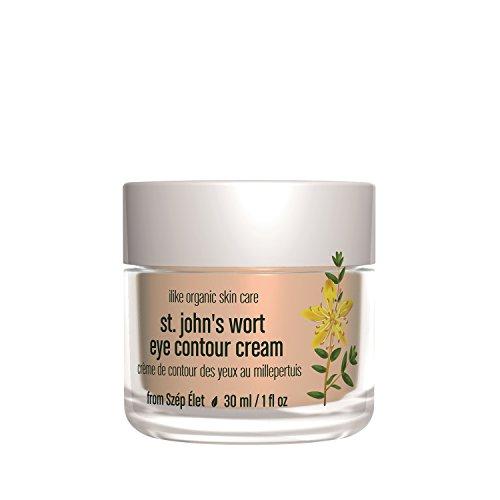 ilike organic skin care ilike St. John'S Wort Eye Contour Cream - 1 fl oz by Chunkaew