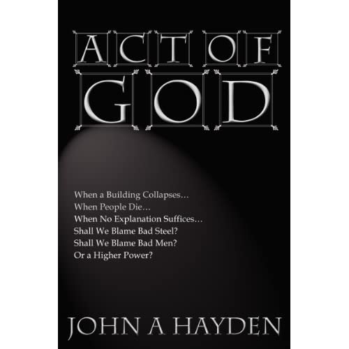ACT OF GOD John A Hayden