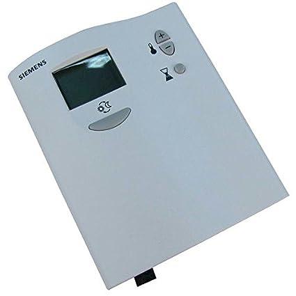 Siemens Termostato RDD 10.1 años regulador 2 x 1.5 V AAA – Contacto