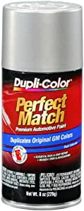 Dupli-Color BGM0528 Fine Silver Birch Metallic General Motors Exact-Match Automotive Paint - 8 oz. Aerosol