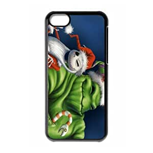 iPhone 5C Phone Case The Nightmare Before Christmas F6L7666
