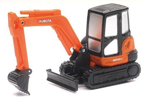 Kubota Excavator - Kubota KX040-4 Excavator (Mini) Pullback
