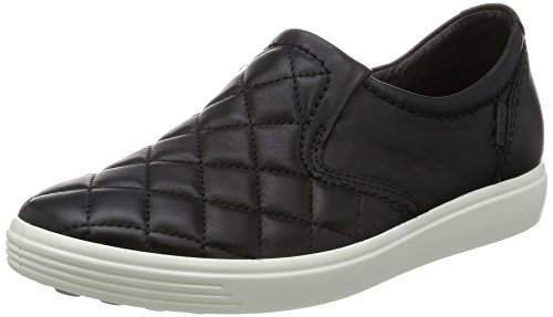 ECCO Soft Quilted Slip Fashion