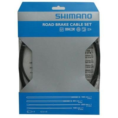SHIMANO Dura-Ace BC-9000 Polymer-Coated Brake Cable Set from SHIMANO