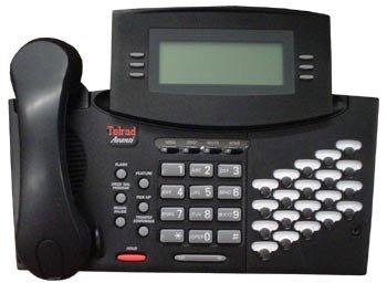 Telrad Avanti 79-620-1000 /B Exec Full Duplex Display Speaker Phone - Style M10 - Black - Exec Telephone
