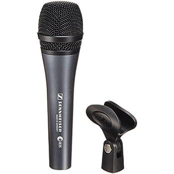 sennheiser e835 performance vocal mic musical instruments. Black Bedroom Furniture Sets. Home Design Ideas