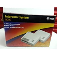 AT&T Intercom System 9000