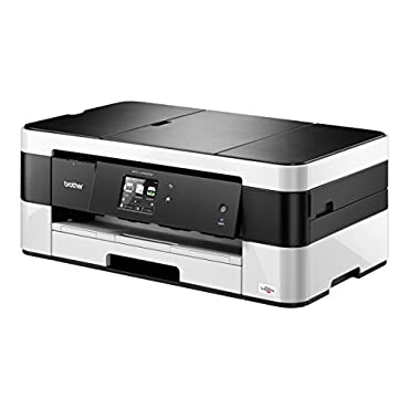 Brother MFC-J4420DW Wireless Color Inkjet All-In-One with Scanner, Copier and Fax Printer, Amazon Dash Replenishment Enabled