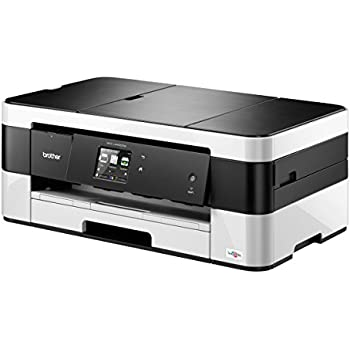 Brother Printer MFCJ4420DW Wireless Color Inkjet All-In-One with Scanner, Copier and Fax Printer, Amazon Dash Replenishment Enabled