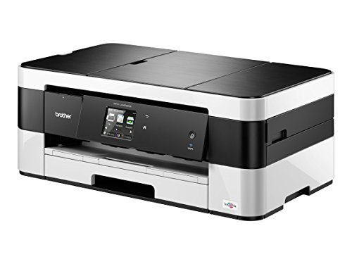 Brother MFC-J4420DW All-in-One Color Inkjet Printer, Wireless Connectivity, Automatic Duplex Printing, Amazon Dash Replenishment Enabled by Brother