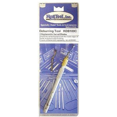 UPC 759302010001, King Tool 422-KDB100C Premium Deburr Tool