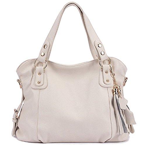 Symbolove Modern Designer Leather Top Handbags Designer Tote Purse Satchel Shoulder Bag for - Dior Www.christian
