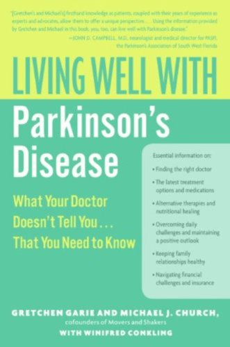 Well Cart - Living Well with Parkinson's Disease: What Your Doctor Doesn't Tell You....That You Need to Know