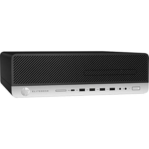 Price comparison product image HP EliteDesk 800 G3 - SFF - 1 x Core i7 7700 / 3.6 GHz - RAM 8 GB - HDD 1 TB - HD Graphics 630 - GigE - Win 10 Pro 64-bit - vPro