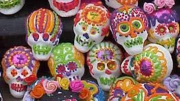 Day of The Dead Original Medium Sugar Skull Mold