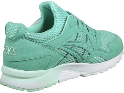 Cerceta Agata Asics Gel Green V Sneakers Lyte Mujer pxPFUwq