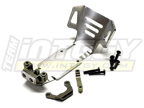 Amazon com: Integy RC Model Hop-ups T3227 Titanium Evo-3 Rear Skid
