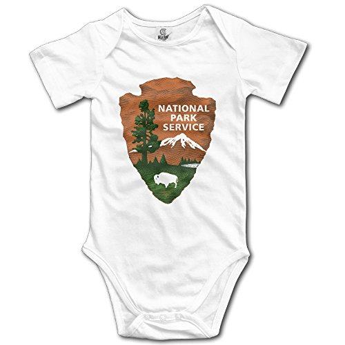 Ohio Onesie Cotton (US National Park Service Baby Onesie Bodysuit)