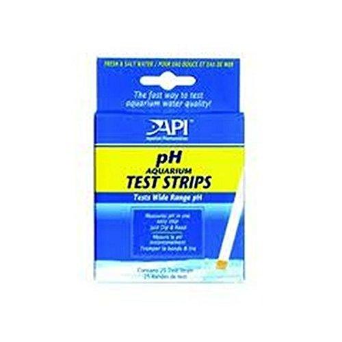 Aquarium Pharmaceuticals Inc pH Aquarium Test Strips (Aquarium Pharmaceuticals Inc)