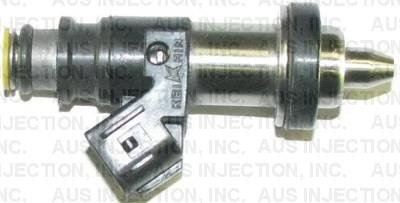 (AUS Injection MP-55047 Remanufactured Fuel Injector - 2004-2005 Honda With 2.2L)