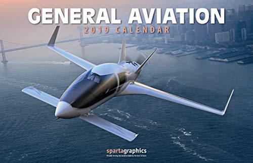 (2019 General Aviation Deluxe Wall Calendar)