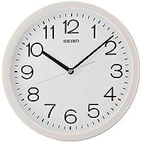 Seiko - Reloj de Pared Redondo con Funda,