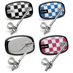 Electra Bicycle Mirror (Chrome Plated)