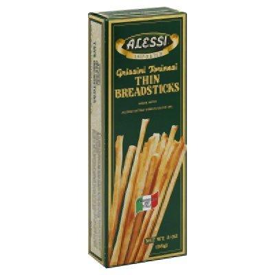 Alessi Thin Breadsticks 3 Oz