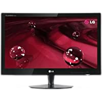 LG E1940S-PN 19 LED LCD Monitor 5 ms - 16:9 - Adjustable Display Angle - 1366 x 768 - 250 Nit - 5000000:1 - VGA