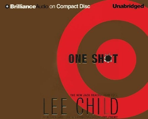 One Shot (Jack Reacher, No. 9) (Audio CD)