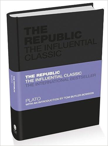 Amazon Fr The Republic The Influential Classic Plato
