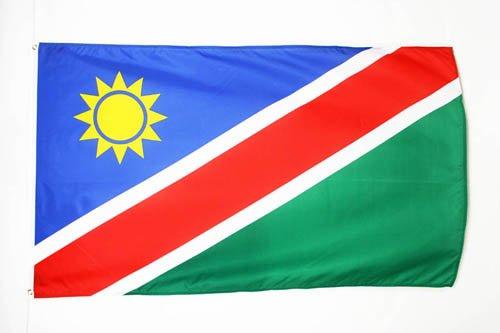 NAMIBIA FLAG 3' x 5' - NAMIBIAN FLAGS 90 x 150 cm - BANNER 3x5 ft - AZ FLAG
