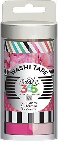 ideas Washi Tape Peony Florals