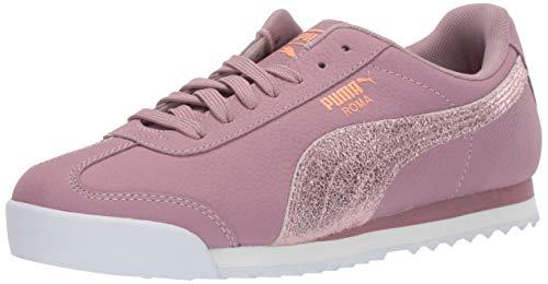 (PUMA Women's Roma Sneaker Elderberry 8.5 M US)