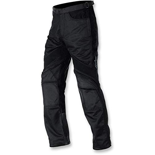 (Alpinestars Air Flo Pants (SMALL) (BLACK))