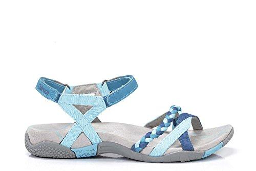 Damen Chiruca Sandalen Sport Blau Outdoor Türkis amp; 7xxTwfpq