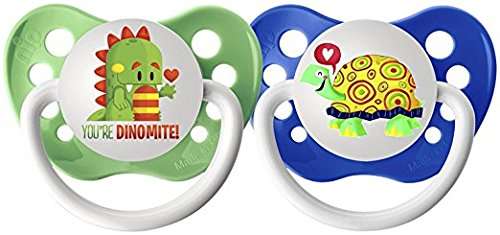 Ulubulu Expression Pacifier Dragon Turtle