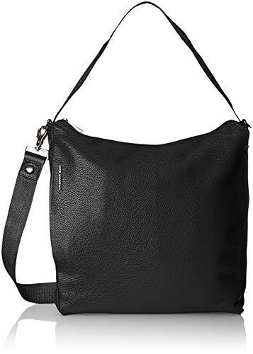 Hombro Leather Negro Mandarina Duck Mellow Tracolla Bolso De nero Mujer RY7qHaw