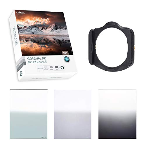 Cokin X-Large X-PRO Gradual ND Filter Kit with Holder - Black by Cokin (Image #5)