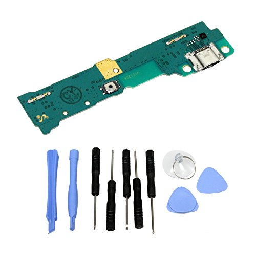 (GinTai USB Charging Port Flex Board Replacement for Samsung Galaxy Tab S2 9.7