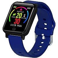 F29 Smart Armband met Temperature Monitor 1.3 Inch IP67 waterdichte Sport Smartwatch Thermometer Smart horloge met Heart…