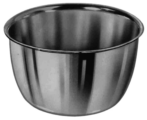"""Stainless Steel Iodine Cups ( CUP, IODINE, SS, 3.4375"""" X 2"""" ) 1 Each / Each"""