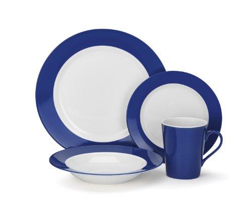 Cuisinart CDP01-S4WBL Renage Collection 16-Piece Porcelain D