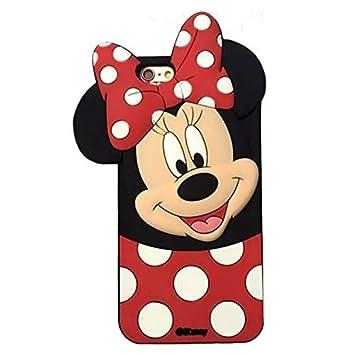 Coover Funda de Gel Forma Minnie Mouse Huawei P8 Lite 2017 ...