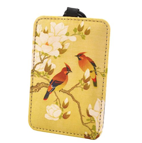 Chinese Style Luggage Tag Suitcase Luggage Tag Travel Luggage Tag #3 by Black Temptation