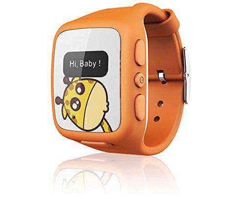 Ksix KidSafe Watch - Smartwatch (Pantalla 0.64