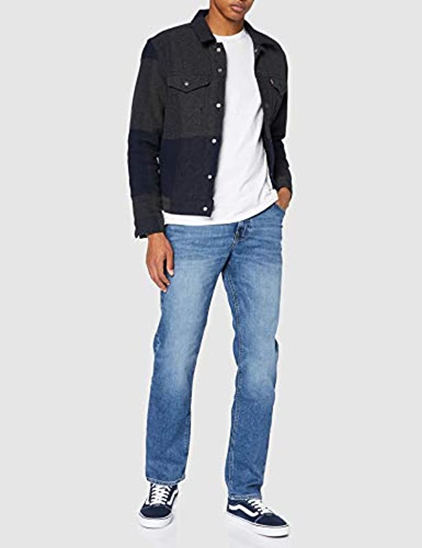 Lee Męskie Morton Jeans: Odzież
