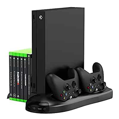 Amazon.com: Puroma Vertical Stand Only for Xbox One X