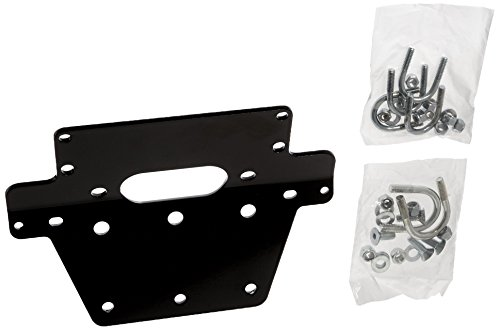 Honda Atv Mount (KFI Products 100705 Winch Mount for Honda Rancher)